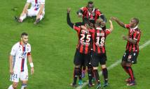 Balotteli đá hỏng penalty, Nice vẫn vượt ải Lyon