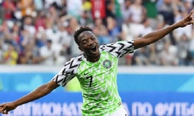 Kết quả Nigeria 2-0 Iceland: Musa lập cú đúp,
