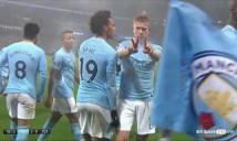 Minh oan cho De Bruyne pha ăn mừng trêu ngươi Man Utd