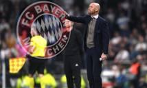 HLV Erik ten Hag đang trong tầm ngắm của Bayern Munich