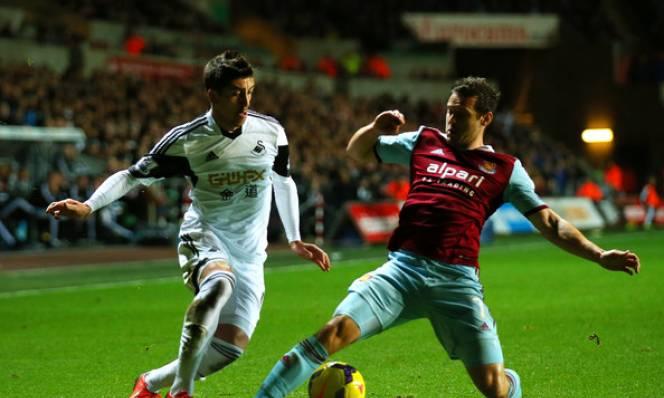 West Ham vs Swansea City, 21h00 ngày 08/04: Những kẻ cùng đường