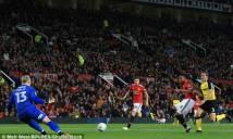 MU 4-1 Burton Albion: Rashford và Martial cùng nhau tỏa sáng