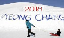 Cầu thủ Việt bất ngờ được làm đại sứ Olympic mùa đông 2018
