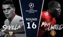 Sevilla chỉ bằng nửa ngày xưa, Man Utd sẽ đi tiếp!