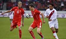 Thụy Sỹ vs Moldova, 23h00 ngày 03/06: Dạo chơi trên sân nhà