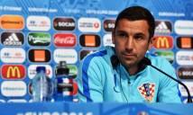 Darijo Srna nói lời chia tay ĐT Croatia