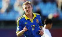 Giới thiệu thần đồng EURO 2016: Viktor Kovalenko (ĐT Ukraina)
