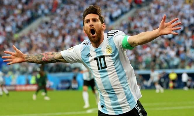 Messi nói gì sau khi Argentina vượt qua vòng bảng World Cup?