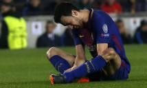 Barca trả giá đắt về nhân sự sau chiến thắng trước Chelsea