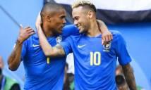 Brazil đón tin cực vui trước trận 'chung kết sớm' với Bỉ