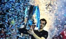 Andy Murray vô đối ở khoản này trong năm 2016