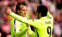 Sao Barca cảm ơn Liverpool vì Suarez