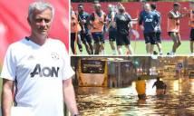 MU – Mourinho lỡ derby: Tái ông thất mã