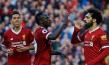 KẾT QUẢ Liverpool vs Bournemouth: Bộ ba 'cùng tiến'