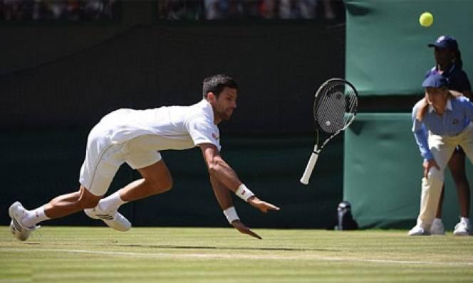 Djokovic đi vào lịch sử các trận thua sốc nhất ở Wimbledon