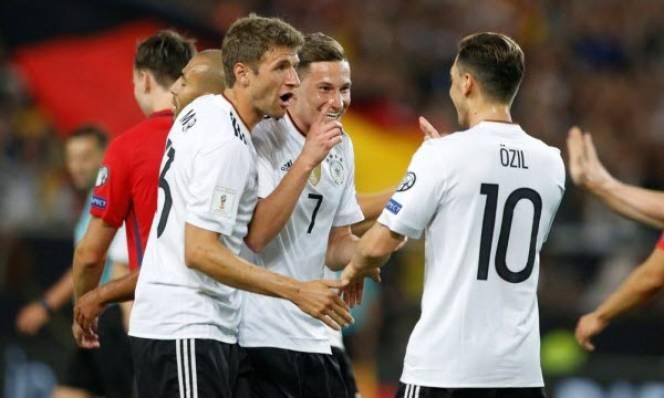 Kết quả Đức 2-1 Saudi Arabia: Chưa thuyết phục