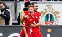 CHÍNH THỨC: Kimmich gia hạn với Bayern tới năm 2023