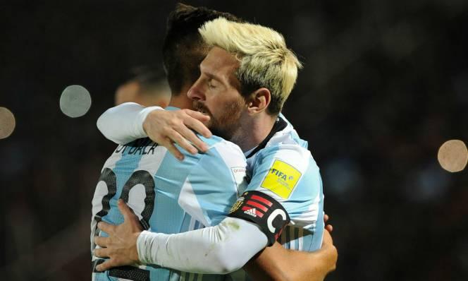 Dybala thừa nhận không thích khi chơi cùng Messi?