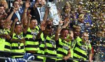Huddersfield giành vé tới Premier League sau loạt penalty cân não