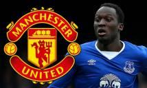 CHÍNH THỨC: Romelu Lukaku đến Man United