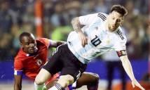 Argentina - Iceland: Cuộc chiến tầm 6 cm