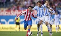 Nhận định Malaga vs Atletico Madrid 22h15, 10/02 (Vòng 23 - VĐQG Tây Ban Nha)