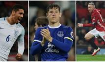 10 tuyển thủ Anh nhiều khả năng sẽ chia tay CLB trong hè này