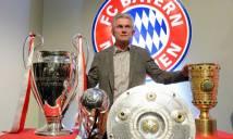 """""""Tướng già"""" chắc chắn rời Bayern"""
