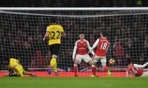 Sụp đổ nhanh chóng, Arsenal nhận chén đắng ngay trên sân nhà