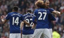 CĐV MU tranh cãi nảy lửa khi Mourinho trao băng đội trưởng cho Fellaini
