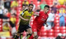 Liverpool vs Watford, 21h15 ngày 6/11: Nhuộm đỏ trời Anfield