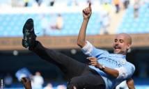 Pep Guardiola chính thức gia hạn với Man City