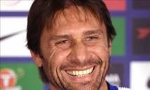 Conte thay đổi diện mạo để lấy may cho Chelsea