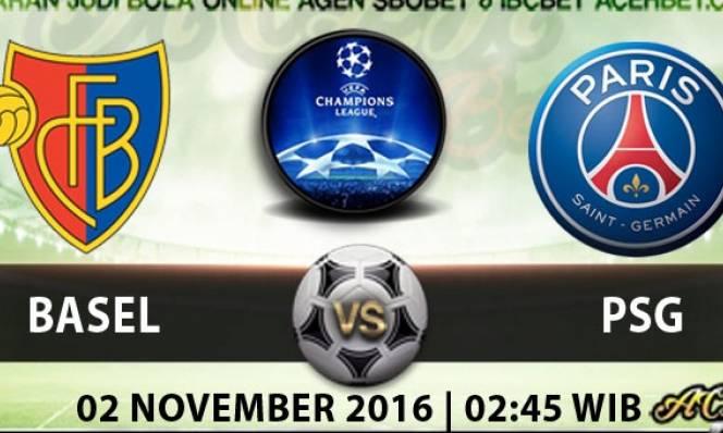 Basel vs PSG, 02h45 ngày 02/11: Giành vé sớm