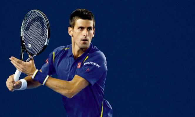 Djokovic lần thứ 10 liên tiếp vào vòng 3 Australian Open