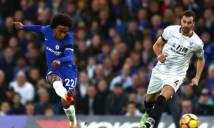 KẾT QUẢ Chelsea - Crystal Palace: Giroud đá chính, đòn đau phút 90