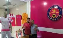 Sài Gòn FC ra mắt tân binh từng đá cho tuyển trẻ Brazil