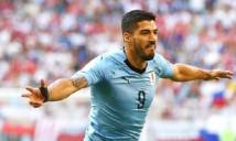 Kết quả Nga 0-3 Uruguay: Thất vọng