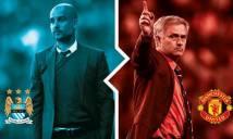 Xác định trọng tài bắt trận derby Manchester: Man xanh 'toát mồ hôi'