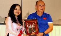 Đại sứ Việt Nam đến thăm ĐTQG