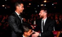 Đồng đội cũ chê Ronaldo kém tài Messi