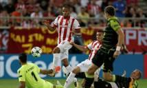 Nhận định Sporting Lisbon vs Olympiakos, 02h45 ngày 23/11: Níu kéo hy vọng