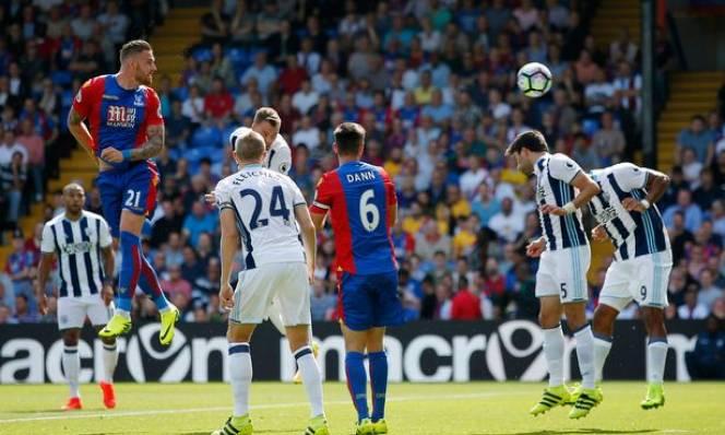 Nhận định Crystal Palace vs West Brom, 21h00 ngày 13/5 (Vòng 38 giải Ngoại hạng Anh)