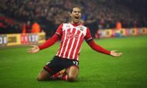 Thêm dấu hiệu chứng tỏ Southampton sẽ mất Van Dijk