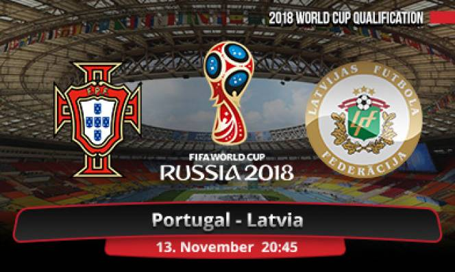 Bồ Đào Nha vs Latvia, 02h45 ngày 14/11: Tiếp đà thăng hoa