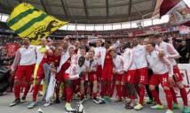 Xuất sắc giành vé dự Champions League, Leipzig nhận 'mưa' tiền thưởng