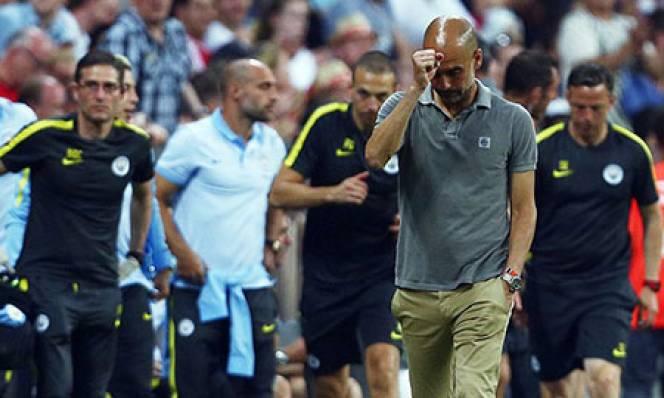 Ancelotti gieo sầu cho Guardiola trong ngày ra mắt Man City