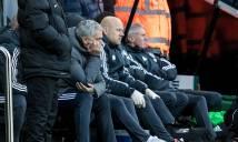 Mourinho nói gì sau trận thua cay đắng của M.U?