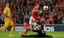 Bale rực sáng, Wales cuốn phăng Moldova
