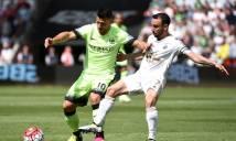 Swansea City vs Man City, 01h45 ngày 22/09: Sức mạnh khó cưỡng